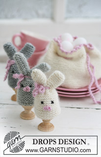 Egg cosy patterns
