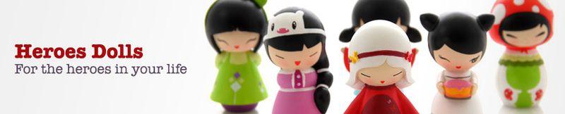 Heroes-dolls