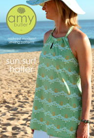 Amy Butler Sun Surf Halter