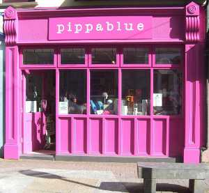 pippablue - fabric and yarn suppliers