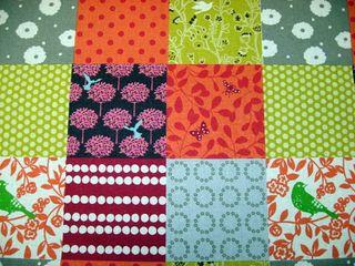 Echino patchwork
